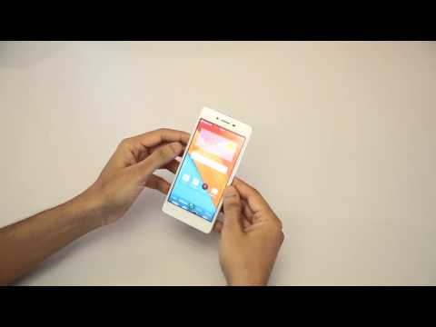 Oppo R7 Lite Unboxing and Hands On
