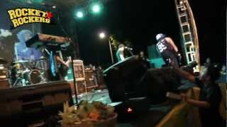 Rocket Rockers - Bangkit Live at IM3 Anti Galau GOR Ngurah Rai Bali