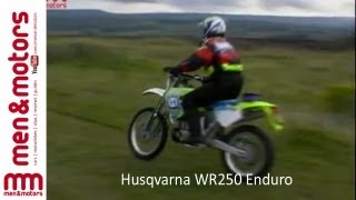 2. Husqvarna WR250 Enduro Overview