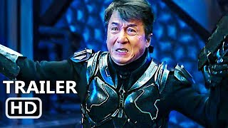 Nonton Bleeding Steel Official Trailer  2018  Jackie Chan Sci Fi Movie Hd Film Subtitle Indonesia Streaming Movie Download