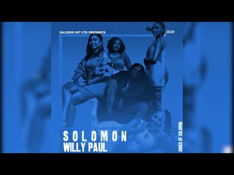 Willy Paul - Solomon (Official Audio)