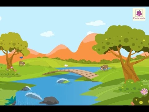 What is Environment And How To Keep It Clean? | Environmental Studies For Kids | Vid #1