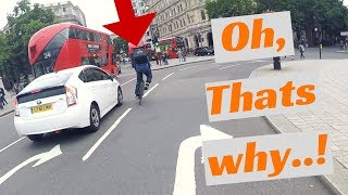 Video Why do cyclists get hit?! THATS WHY {KTM RC390} MP3, 3GP, MP4, WEBM, AVI, FLV November 2017
