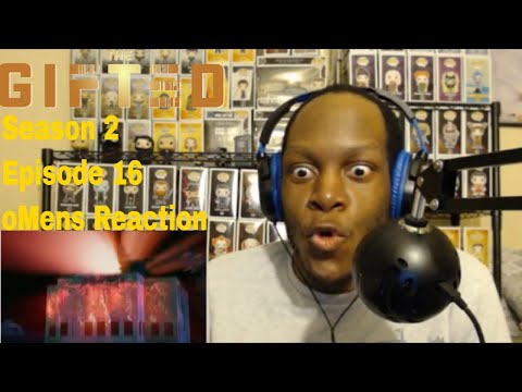 The Gifted Season 2 Episode 16 oMens Reaction