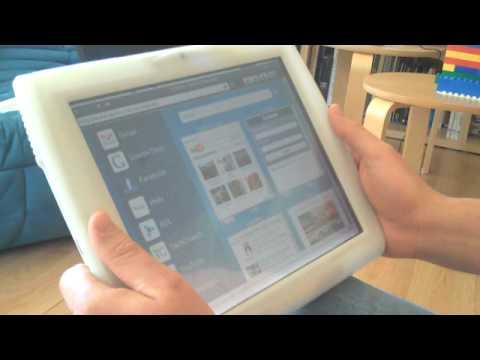 CrunchPad: la genial pantalla táctil de bajo coste de TechCrunch