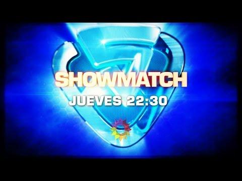 ¡Este jueves a las 22:30, prendete a Showmatch! #Showmatch