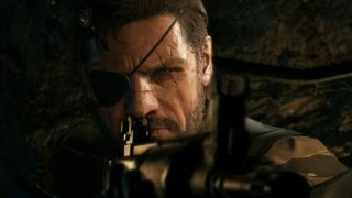【RED BAND】『MGSV THE PHANTOM PAIN』E3 2013 Trailer