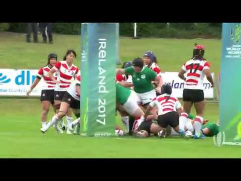 Watch Fitzpatrick scores winner for Ireland v Japan – WRWC 2017