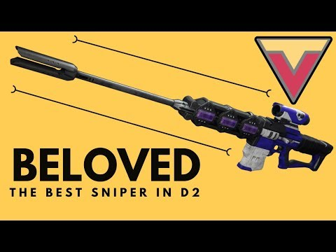 My God Rolled Beloved is the Best Sniper in the Game