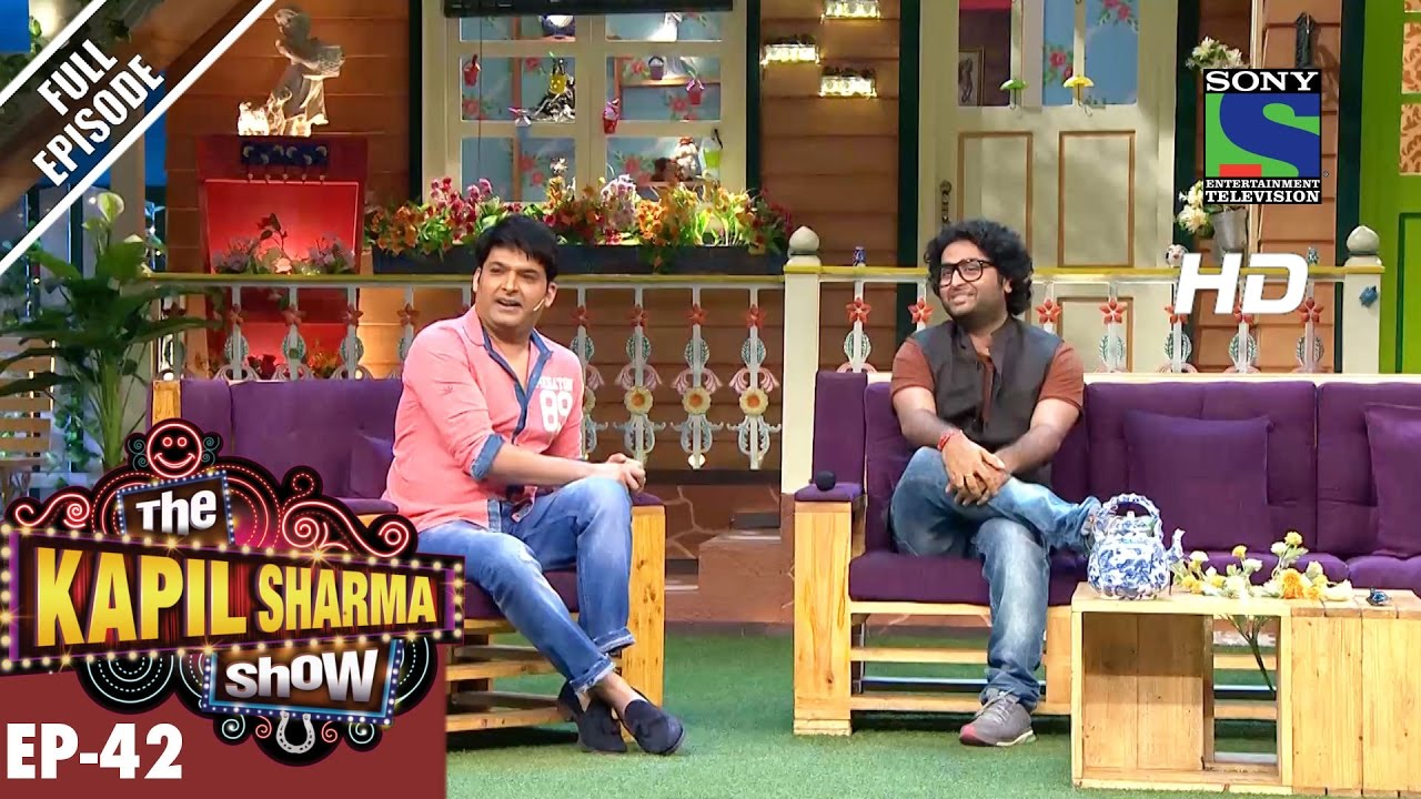 Arijit Singh in Kapil's Show–11th September 2016