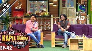 Episode 42   Arijit Singh in Kapils Show 11th September 2016
