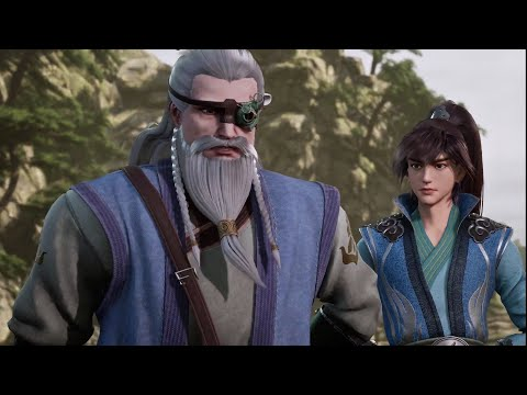 Spirit Sword Sovereign Season 4 Episode 11 (111) English Subbed 1080P | Ling Jian Zun