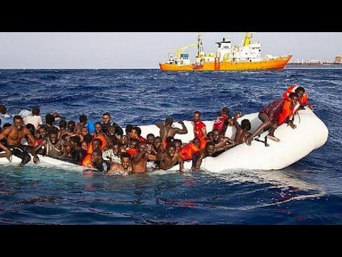 Iταλία: Επιχείρηση σύλληψης διακινητών μεταναστών