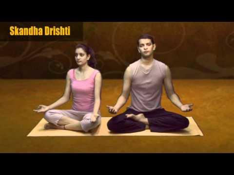 Yoga Exercise For Eyes