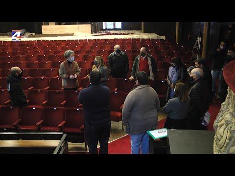 Directora Nacional de Cultura mantuvo varias reuniones en Paysandú