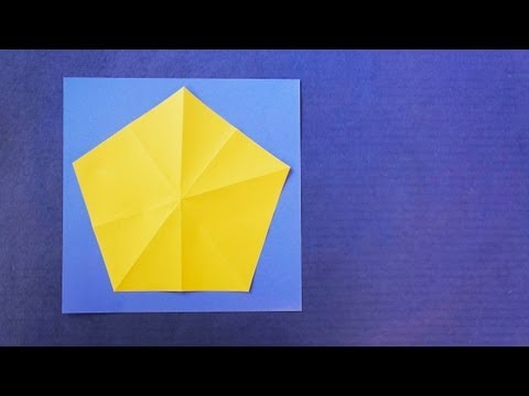 Tip 50-04 - How to make a pentagon from a square