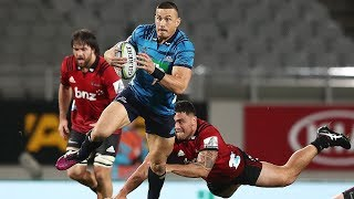 Blues v Crusaders Rd.14 2018 Super rugby video highlights| Super Rugby Video Highlights