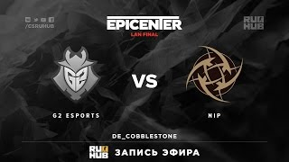 G2 vs NiP, game 1