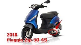 2. WOOW ! 2018 Piaggio Zip 50 4S