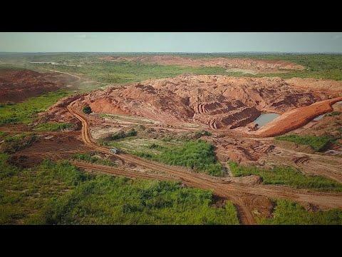 Αγκόλα: Τα διαμάντια προσφέρουν μεγάλες επενδυτικές ευκαιρίες…