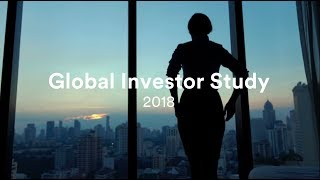 Global Investor Study 2018: Are you saving enough for a comfortable retirement?