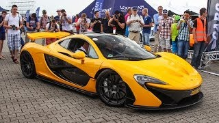 Subscribe NOW to Autospotter15: http://full.sc/11XgwmMI recorded 2x McLaren P1 during Supercar Sunday at the TT circuit in Assen, the Netherlands. In this video, you can see and hear the cars in action on the track. Which is your favorite? The LaFerrari, P1 or 918 Spyder? Please share your opinion in the comments below.I hope you enjoyed watching this video. All feedback on my videos is appreciated. Feel free to like this video, leave a comment, subscribe to my channel and share this video with others! Thanks for watching!JoostGet more Autospotter15:Facebook: https://www.facebook.com/autospotter15