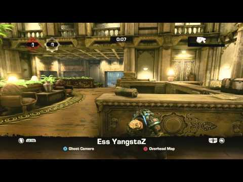 Gears Of War 3: Hybrid Vs Ess - 3ème Place - Exe Hotel