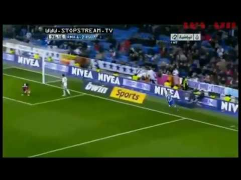 Real Madrid Vs Real Sociedad 4:3 Goals Full Highlights 6/01/2013 Ronaldo Goals