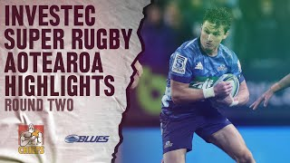 Chiefs v Blues Rd.2 2020 Super rugby Aotearoa video highlights | Super Rugby Aotearoa