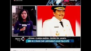 Download Video 3 Orang dari Labuhan Batu Tiba di KPK - iNews Pagi 18/07 MP3 3GP MP4