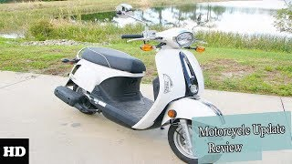 7. 2018 KYMCO Compagno 110i Engine and Price Overview l Motorcycle Update