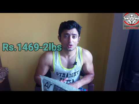 Arms Nutrition Sniper Whey Protein Review  Best Tasting Whey Protein  Raghu Khanna Fitness