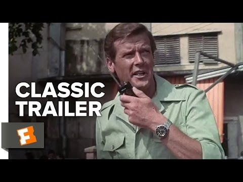 The Man With The Golden Gun (1974) Official Trailer - Roger Moore James Bond Movie HD