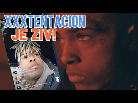 ZASTO JE XXX TENTACION LAZIRAO SMRT?
