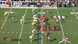 Chris Burnette vs LSU (2013)