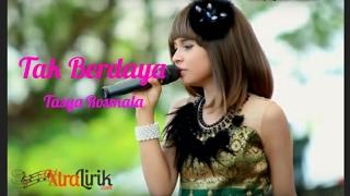 Video Tak Berdaya ( Lirik ) - Tasya Rosmala MP3, 3GP, MP4, WEBM, AVI, FLV Juli 2018