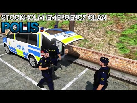 Stockholm Emergency Clan Polis #4 Kommendering