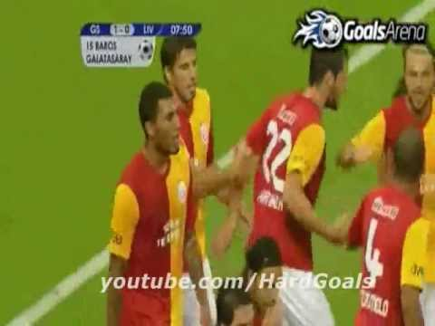 Galatasaray Vs Liverpool 2-0 - All Goals And Highlights [Friendly 2011]