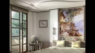 Венецианская штукатурка, роспись стен, фреска