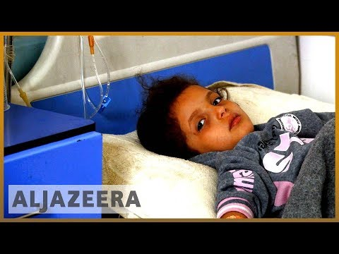 🇾🇪 Yemen: Diphtheria outbreak 'symptoms of collapsed health system' | Al Jazeera English
