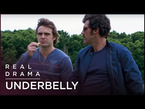 A Tale Of Two Hitmen | Underbelly (Caroline Craig & Dieter Brummer series) | Real Drama