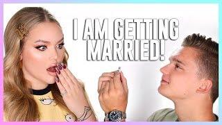 I AM GETTING MARRIED?! | NikkieTutorials by Nikkie Tutorials
