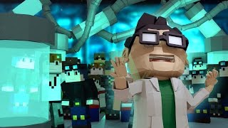 Minecraft Laboratory - CLONING YOUR FAVORITE YOUTUBERS! (Minecraft Roleplay)