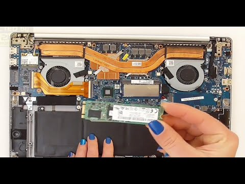 Diy - How To Upgrade Ssd M.2 On Asus Ux501, Replace Or Remove Ssd 512gb 256gb