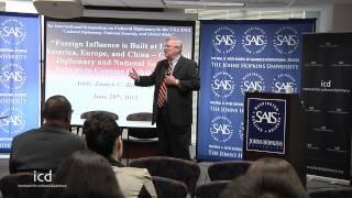 James C. Rosapepe, Former US Ambassador to Romania