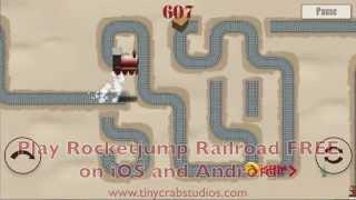 Rocketjump Railroad YouTube video