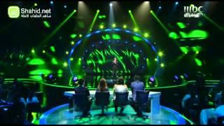 Arab Idol -حلقة نتائج التصويت - أحمد جمال