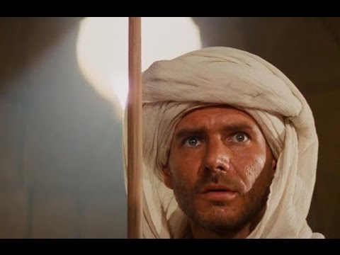 Raiders of the Lost Ark (1981) - 'The Map Room: Dawn' scene [1080]