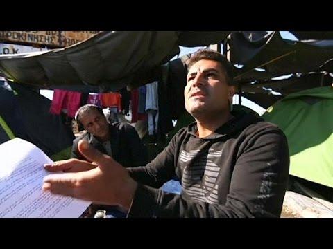 Ειδομένη: Ενημέρωση σε πρόσφυγες και μετανάστες για την εκκένωση του χώρου