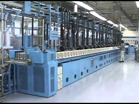 KEMET Ceramic Capacitor Manufacturing